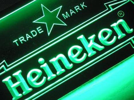 Heineken viral pazarlamaya yönelik reklamlarda oldukça başarılı