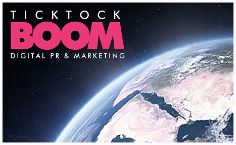 dijital pr, online itibar yönetimi tick tock boom digital agency