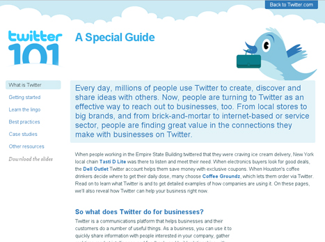 Twitter Sosyal Medya Pazarlaması Micro Blogging